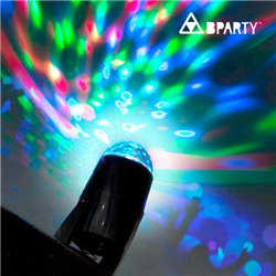 B Party Multicolour LED Projector
