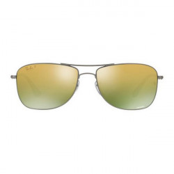 Men's Sunglasses Ray-Ban RB3543 029/6O 59 GUN/GRN P (52 mm)