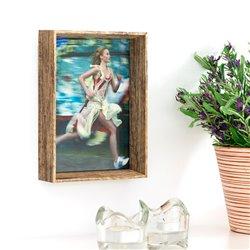 Cadre Photo en Bois Pure Style (1 Photo)