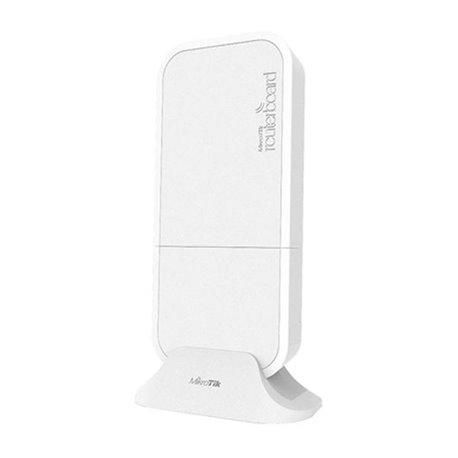 Punto d'Accesso Mikrotik RBwAPR-2nD&R11e- wAP LTE 2.4 GHz Bianco