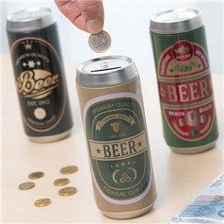 Tirelire Canette de Bière Premium Quality