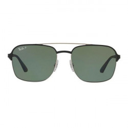 Unisex Sunglasses Ray-Ban RB3570 90049A (58 mm)