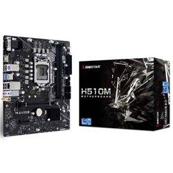 Scheda Madre Biostar H510MH/E mATX LGA1200 Intel H510