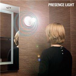 Presence Light Bulb Holder with Motion Sensor