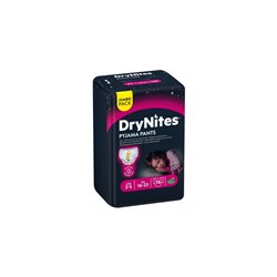 Confezione di Slip da Bambina DryNites (16 uds)