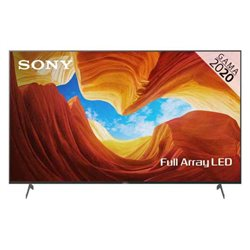 "Smart TV Sony KE85XH9096 85"" 4K Ultra HD FullArray Android TV"