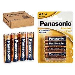 Batterie Panasonic Corp. LR6 4-BL