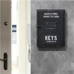 KEYS Metal Key Organiser