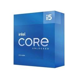 Processore Intel i5-11600K 3.9 GHz 12 MB LGA1200