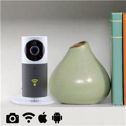Videocamera di Sorveglianza HD WIFI 145147 Argentato