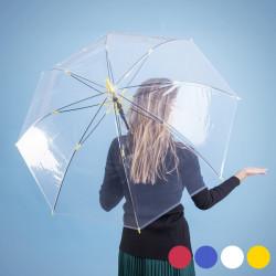 Guarda-chuva Automático (Ø 100 cm) 145988 Branco