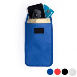 Étui de Sécurité RFID 146007 Bleu