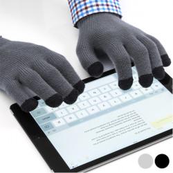 Guanti per Schermi Touchscreen 145131 Nero