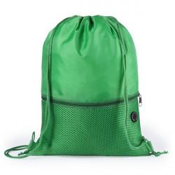 Rucksack-Tasche mit Riemen und Kopfhörerausgang 145588 Blau