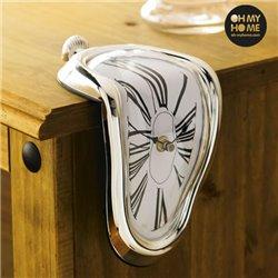 Reloj Derretido de Dalí Melting Time Oh My Home