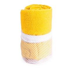 Microfibre Towel (100 x 50 cm) 144567 Yellow