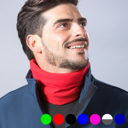 Snood polaire 145130 Rouge