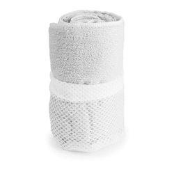 Asciugamani in Microfibra (100 x 50 cm) 144567 Bianco