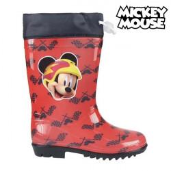 Bottes en Caoutchouc pour Enfants Mickey Mouse 73486 Rouge 24