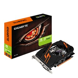 Scheda Grafica Gigabyte ITGPE50510 GV-N1030OC-2GI GT 1030 2 GB DDR5 VGA
