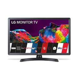 "Smart TV LG 24TN510SPZ 24"" HD Ready LED WiFi Nero"