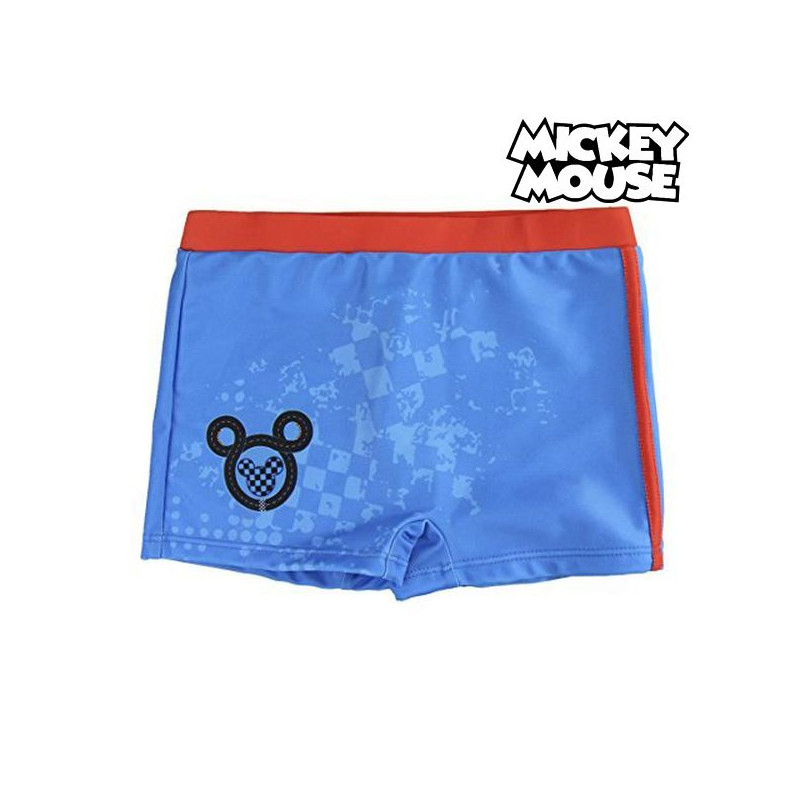 UPF 50 Toddler//Little Kid//Big Kid Mickey Mouse /& Friends Boys Swim Trunks and Rash Guard Set Sun