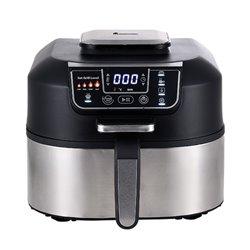 Robot da Cucina Masterpro Smokeless Grill Nero 1760 W
