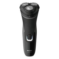 Rasoio da Barba Philips S1131/41 Powertouch Ricaricabile Nero