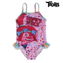 "Child's Bathing Costume Trolls 72738 ""4 Years"""