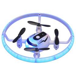 Drone Denver Electronics DRO-121 350 mah LED Bianco