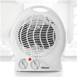 Tristar KA-5039 aquecedor Aquecedor com ventilador elétrico interior Branco 2000 W