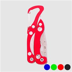 6 in 1 Multi-tool 147291 Red