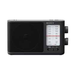 Radio Transistor Sony ICF-506 AM/FM Nero