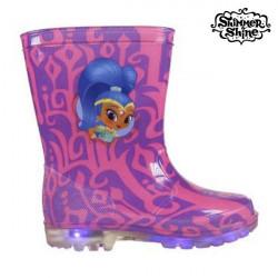 Stivali da pioggia per Bambini con LED Shimmer and Shine 72765 24