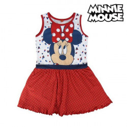 """Robe Minnie Mouse 71969 Rouge """"6 ans"""""""