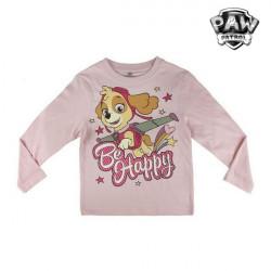 The Paw Patrol T-shirt à manches longues enfant 72360 Rose 3 ans