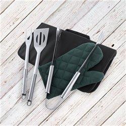 Malette Barbecue (5 pcs) 144502 Noir