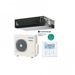 Condizionatore Canalizzato Panasonic Corp. KIT100PF3Z25 R32 8000 fg/h A++/A