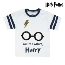 """Camiseta de Manga Corta Premium Harry Potter 73498 """"8 Años"""""""