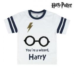 """Camisola de Manga Curta Premium Harry Potter 73498 """"8 anos"""""""