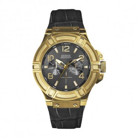 Men's Watch Guess W0040G (45 mm) Denim