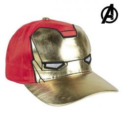 The Avengers Kinderkappe Ironman 77655 (53 cm)