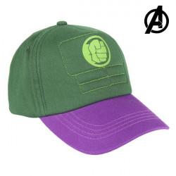 Cappellino per Bambini Hulk The Avengers 77662 (53 cm)