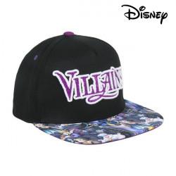 Unisex hat Villains Disney 77952 (57 cm)