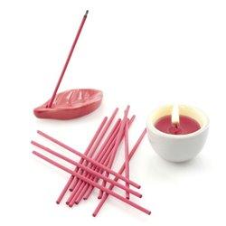 Candle & Incense Set (3 pcs) 144138 Lemon