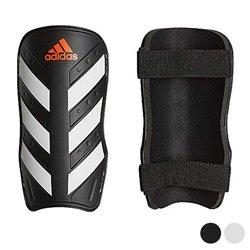 Parastinchi da Calcio Adidas Everlite Nero M