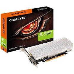 Scheda Grafica Gigabyte VGA NVIDIA GT 1030 LP SILENT 2 GB DDR5