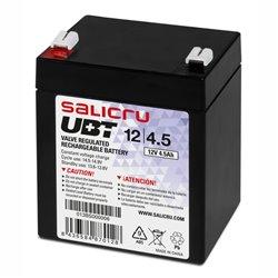 Batteria per SAI Salicru UBT 12/4,5 VRLA 4.5 Ah 12V
