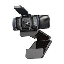 Webcam Logitech C920S Hd Pro 1080 px 30 fps Nero