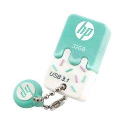 Memoria USB HP X778W USB 3.1 30 MB/s-75 MB/s Menta 128 GB
